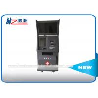 Buy cheap Card Dispenser Hospital Check In Kiosk , Bespoke Computer Kiosk Enclosures Cabinet from wholesalers