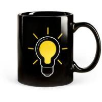 Buy cheap SGS/ROHS/CE certifiction the change colors ceramic mug china the lamp bulb magic cup power mug from wholesalers