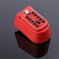 Buy cheap Outdoor Combination Push Button Key Lock Box Rubber Waterproof Cover from wholesalers