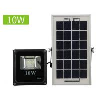 Buy cheap 10W Solar LED Flood Lights Outdoor Solar Security Lights for Garden Patio Path Pool Lighting from wholesalers