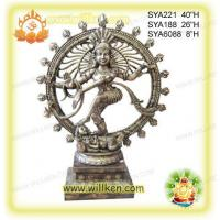 Buy cheap Polyresin Hindu God Shiva from wholesalers