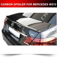 Buy cheap CARBON FIBER SPOILER FOR MERCEDES BENZ W212 E63 AMG SPOILER from wholesalers