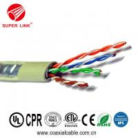 Buy cheap Superlink FTP Cat5e  cable with good qulity and 11kv cable is from China direct manufacturer from wholesalers