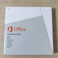 Buy cheap All Lanugage Microsoft Office 2013 Professional Plus Download KEY Code License from wholesalers