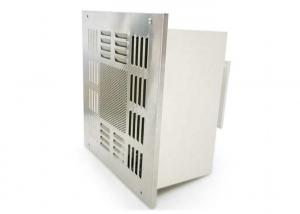 Buy cheap Stainless Steel Diffuser Plate Ceiling Hepa Filter Box product