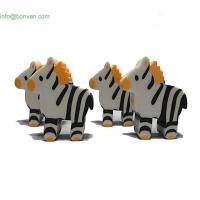 Buy cheap novelty asian fruit and vegetable promotional erasers, for children use from wholesalers