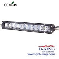 Buy cheap Super Slim 50W 13.2'' CREE LED Light Bar from wholesalers