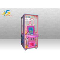 Buy cheap Iron Metal 9D VR Coin Operated Game Machine , Toy Crane Machine from wholesalers