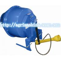 China 3Point Tractor PTO Cement Mixer on sale