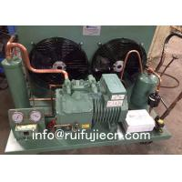 Buy cheap Unit-SPB06KL Bitzer Air Cooled Condenser Compressor Condensing for Model 4CES-6Y 4CC-6.2Y product