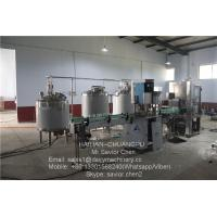 Buy cheap 1000 Liter Milking Machine Parts Milk Pasteurization Machine For Milk Factory from wholesalers