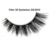 Buy cheap Flexibility Faux Fur Eyelashes , Mink Effect Eyelashes For Everyday Makeup from wholesalers