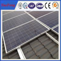Buy cheap flat roof solar mounting system/10KW solar mounting system for home from wholesalers
