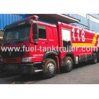 Buy cheap Durable Freightliner Fire Trucks  22T Foam Integrated Extinguishing System from wholesalers