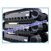 Buy cheap high quality steel track undercarriage manufacturer (steel crawler undercarriage) from wholesalers