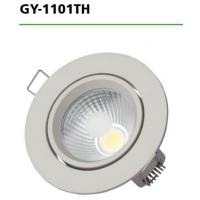 Buy cheap GY-1101TH 6W LED Recessed Downlights , COB LED Downlight Fixtures For Hotel Project from wholesalers