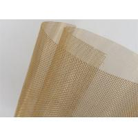 Buy cheap Phosphor Bronze Copper Mesh Cloth Plain Dutch Weaving For Making Paper Machine from wholesalers