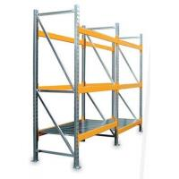 Buy cheap Warehouse industrial storage rack  Q235B Steel 750KG Standard Pallet Storage Racks Industrial Warehouse Storage Steel from wholesalers