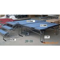 Buy cheap Most Practical Steel Assembly Portable Folding Stage from wholesalers