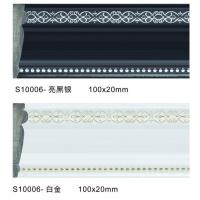 Buy cheap Waterproof Polyurethane Picture Frame Molding Handmade Wear Resistance from wholesalers