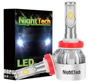 Buy cheap NightTech Car LED Headlight Bulbs 56W 5600LM Car Headlight Fog Light Bulb Super Bright Car Exterior White Light product