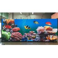 Buy cheap P1.56mm 400mmx300mm HD led video wall For Indoor Application, High Resoluiton LED TV With Best 4:3 Display Image from wholesalers