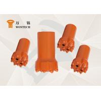 Buy cheap Fast Penetration T58 DTH Drilling Tools For Exploration Drilling Abrasion Proof product