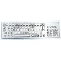 Buy cheap ZT599BE Kiosk Metal Keyboard plus PCI EPP for ATM, Self - Service Terminal from wholesalers