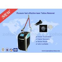 Buy cheap 2000mj 532nm 1064nm 755nm picosure pico laser Q-switched nd yag laser from wholesalers