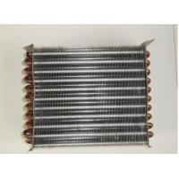 Buy cheap Copper Tube Aluminum Fin Fridge Freezer Evaporator / Fridge Freezer Spare Parts from wholesalers