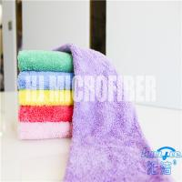Buy cheap 80% Polyester 20% Polyamide Microfiber Bath Towels Super Soft Super Absorbent For Home Using from wholesalers