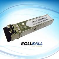 Buy cheap 1.25G sfp module , Rollball SFP Transceiver module , 550m SFP module product