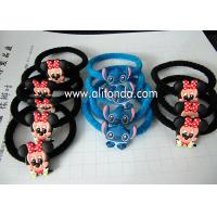 Buy cheap Promotional hair decoration gifts custom girls children hair decorations clips pins ties bands supply from wholesalers