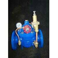 Buy cheap 2 Spool Hydraulic Control Valve , Hydraulic Pressure Relief With Pressure Gauge from wholesalers