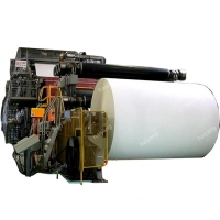 Buy cheap 1800mm 20T/D High speed fourdrinier A4 size culture copy paper making machine machinery low price from wholesalers