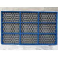 Buy cheap sturdy and reliable Stainless Steel Frame Screen/ 20 to 250/Use for Shale Shakers from wholesalers