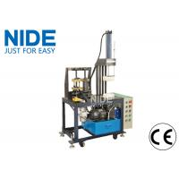 Buy cheap Winding Final Coil Forming Machine / Wire Winding Machine For Air Conditioner Motor from wholesalers