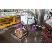 Buy cheap 46 Filling Nozzles Semi Automatic Liquid Filling Machine With Vacuum Pump from wholesalers