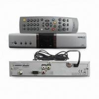 Buy cheap Humax FTA Digital Satellite Receiver with Irdeto CAS, Humax IR ACE CA RF from wholesalers