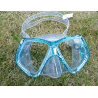 Buy cheap Crystal strap swimming mask leisure sporting diving mask from wholesalers