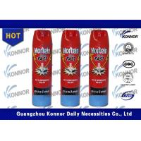 Buy cheap 400ML Insect Killer Spray , Pest Control Aerosol Insecticide Spray from wholesalers