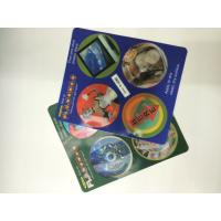 Buy cheap Disney Audit 3D Printing 3D Lenticular Stickers With PP PET Custom Design 0.45MM from wholesalers