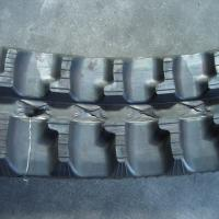 Buy cheap mini excavator rubber track from wholesalers