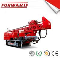 Buy cheap 1500m Deep Hole Multifunction Hydraulic Water Well Drilling Equipment TDR-50 from wholesalers