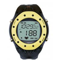Buy cheap Wireless heart rate monitor SP-W130 with BMI measurement, two two daily alarm product