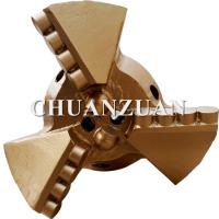 Buy cheap Public Buckle PDC Drill Bit 151MM PDC Cutter For Water Well Drilling product