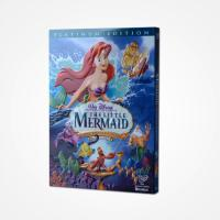 Buy cheap Hot Sale The little mermai Disney Cartoon DVD Movies DVD The TV Show DVD Wholesale Supplier 1:1 High copy from wholesalers