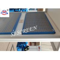 Buy cheap Steel Frame Mongoose Shaker Screens For Solid Control System Oilfield Equipment product
