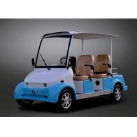 Buy cheap EQ8041 48V 3KW 4 seats sightseeing bus/tourist car from wholesalers