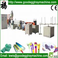 Buy cheap EPE foam pipe, PE foam tube, pipe insulation for air conditioner extrusion line from wholesalers